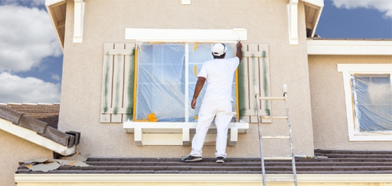 The PAINTER READY Difference begins with a Free Estimate!